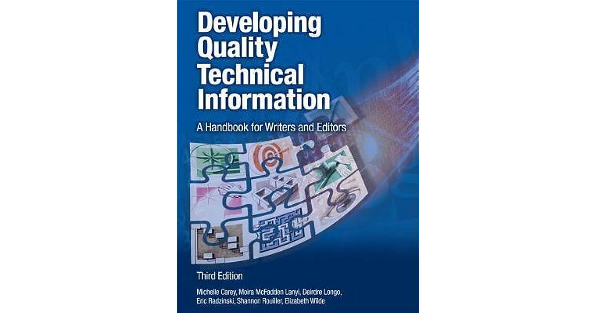 handbook of technical writing Buy handbook of technical writing ninth edition by gerald j alred charles t brusaw walter e oliu isbn 1250004411 9781250004413 10th edition.