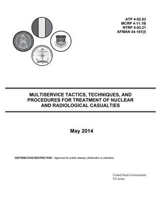 Multiservice Tactics, Techniques, and Procedures for Treatment of Nuclear and Radiological Casualties May 2014 Atp 4-02.83 McRp 4-11.1b Ntrp 4-02.21 Afman 44-161(i)