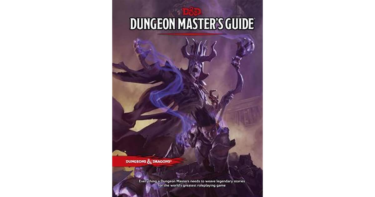 Dungeon Master's Guide by Mike Mearls