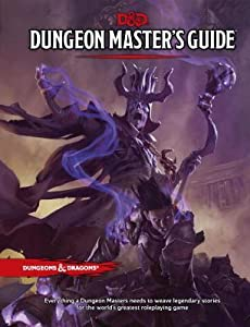 Dungeon Master's Guide (Dungeons & Dragons, 5th Edition)