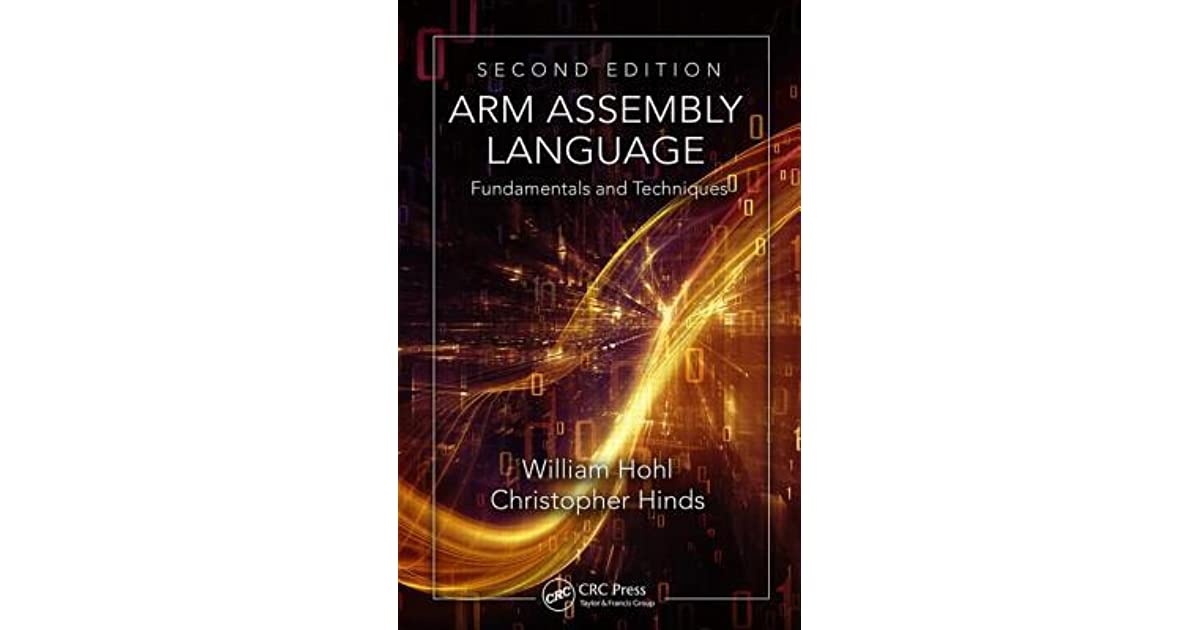 arm assembly language fundamentals and techniques by william hohl ebook