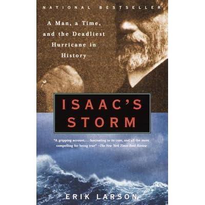 isaacs storm cliff notes