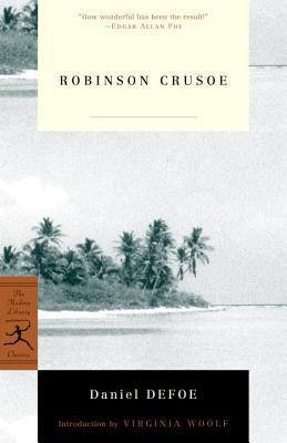 Robinson Crusoe (Robinson Crusoe #1)