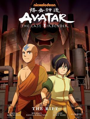 Avatar: The Last Airbender: The Rift