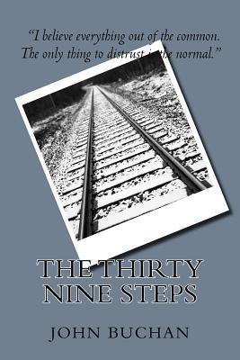 The Thirty Nine Steps by John Buchan