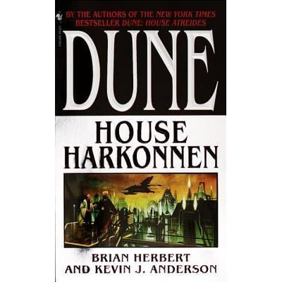 an analysis of the novel dune house harkonnen by brian herbert and kevin j anderson