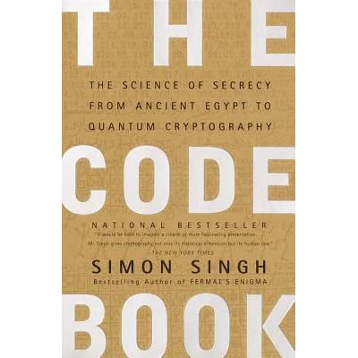 The Code Book: The Science of Secrecy from Ancient Egypt to