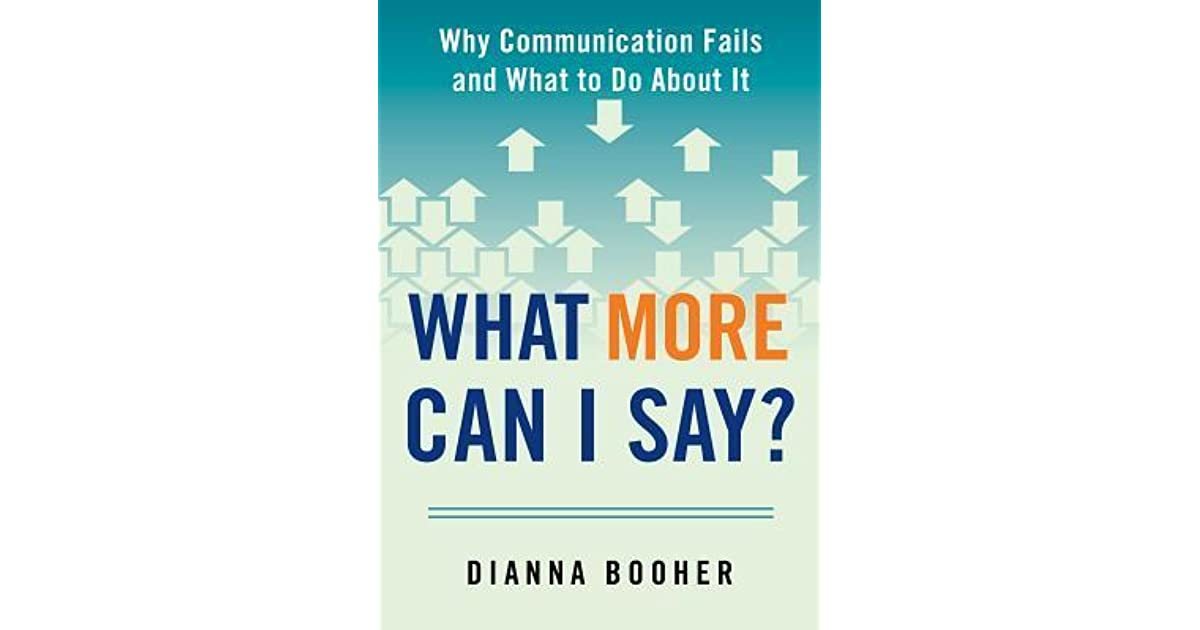 why communication fails in an organization case study Experts who study strategy offer some tips for frequent communication is essential if plans are three reasons why good strategies fail: execution.