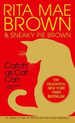 Catch as Cat Can  (Mrs. Murphy, #10)