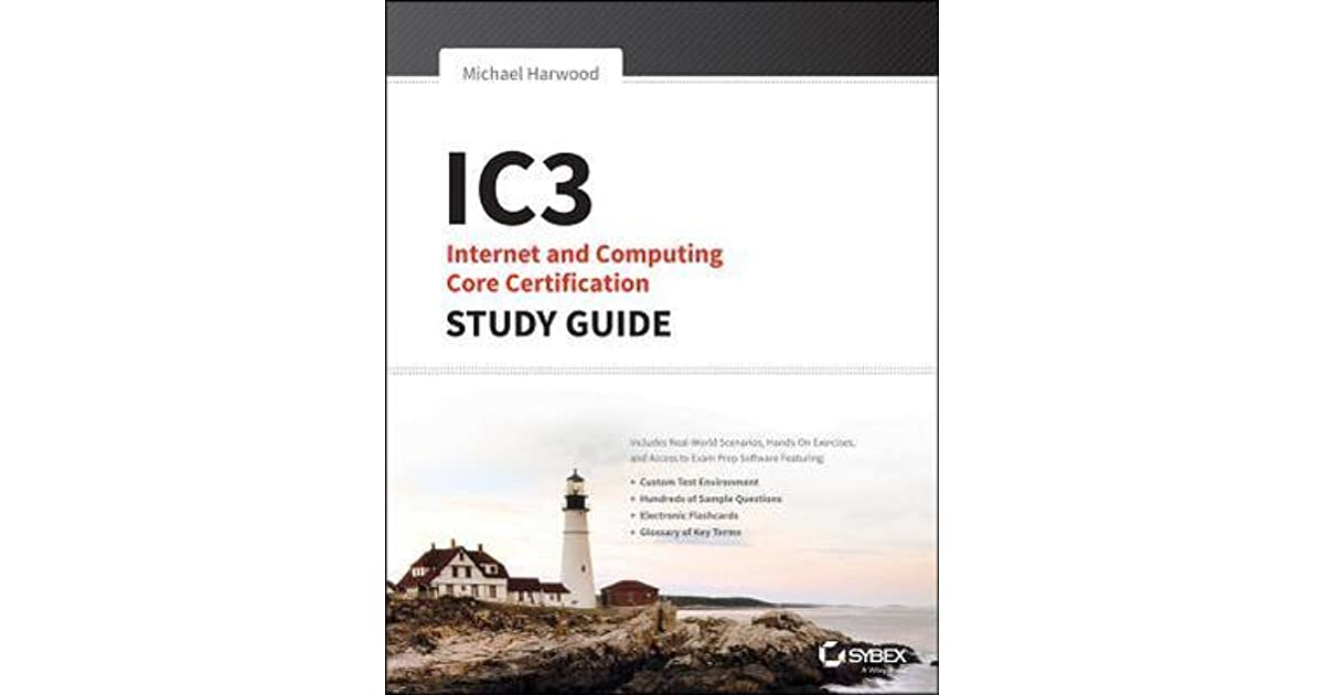 Ic3 Internet And Computing Core Certification Global Standard 4