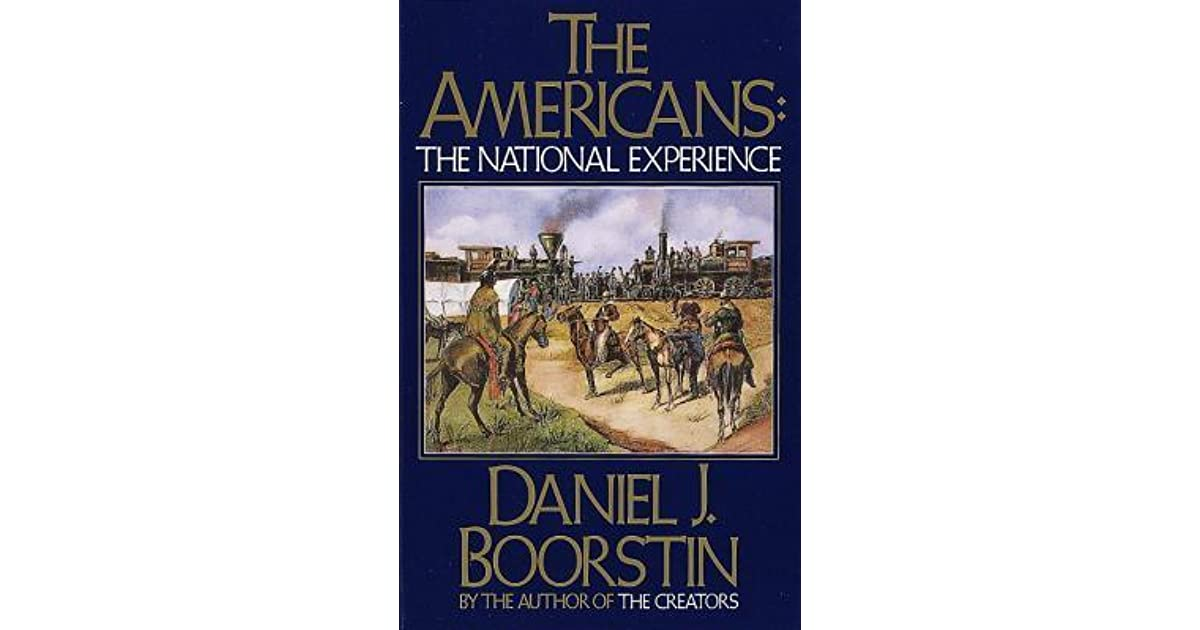 an introduction to the life of daniel j boorstin Daniel j boorstin 12th librarian of congress in office november 12 1995), he wrote, essential to my life and work as a writer was my marriage in 1941 to ruth frankel who has ever since been my a lady's life in the rocky mountains: introduction (1960) the image: a guide to pseudo.