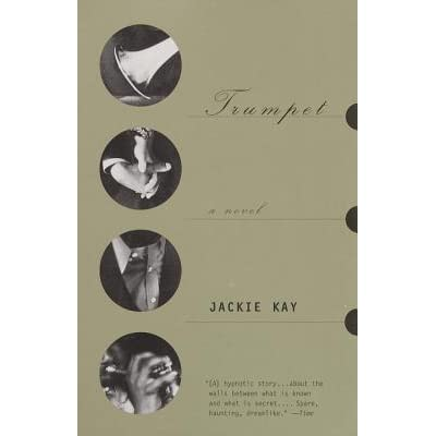 jackie kay trumpet essays Jackie kay trumpet essays during the 1920s, interest shifted from classic blues sung by women to country blues performed most often by men.