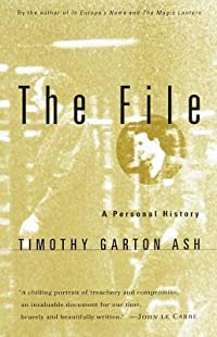 The File: A Personal History