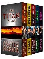 The Titan Series Boxed Set (Titan #1, 2, 3, 3.1, 3.2)