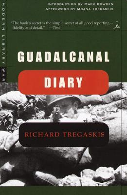 Guadalcanal Diary by Richard Tregaskis