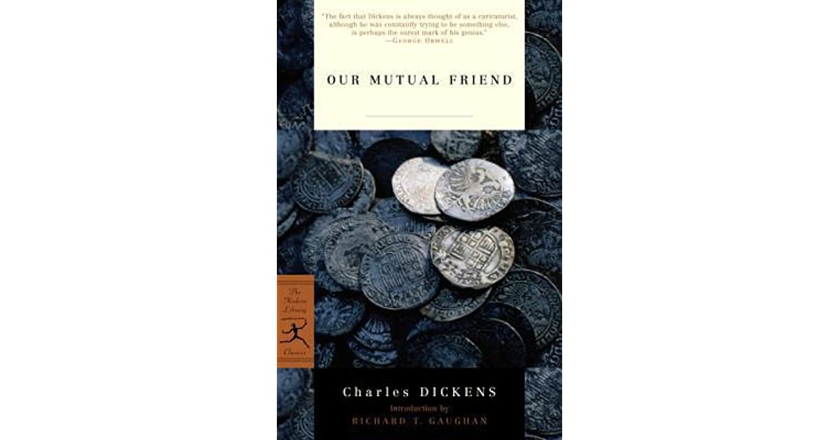Our Mutual Friend/Book 1/Chapter 1