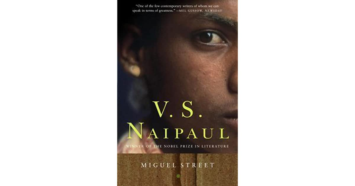 Book report on miguel street