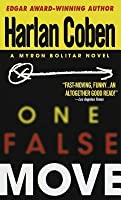 One False Move (Myron Bolitar #5)