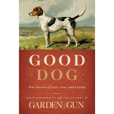 Good Dog True Stories Of Love Loss And Loyalty