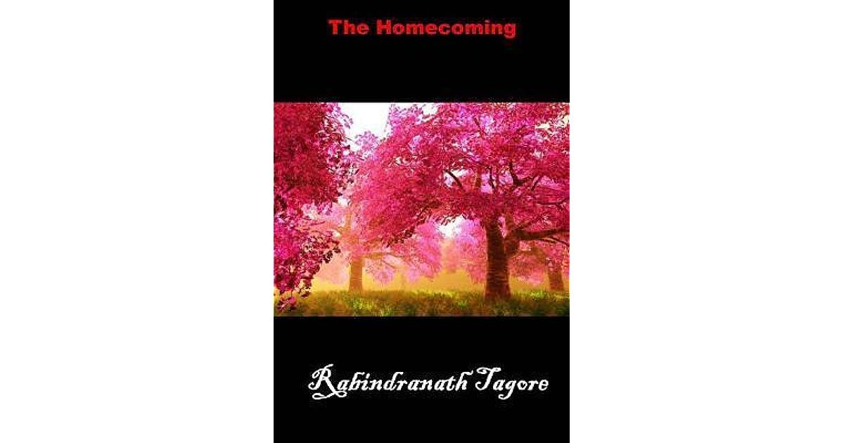summary of the homecoming by rabindranath tagore