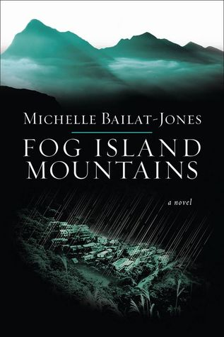 Fog Island Mountains by Michelle Bailat-Jones