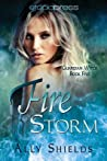 Fire Storm (Guardian Witch, #5)