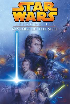 Star Wars Episode Iii Revenge Of The Sith By Miles Lane