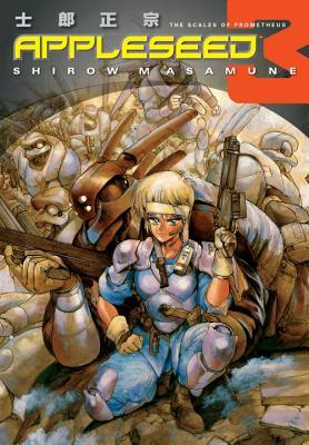 Appleseed: The Scales of Prometheus