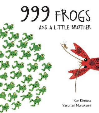 999 Frogs and a Little Brother by Ken Kimura