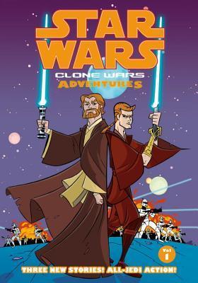 Star Wars: Clone Wars Adventures, Vol  1 by W  Haden Blackman
