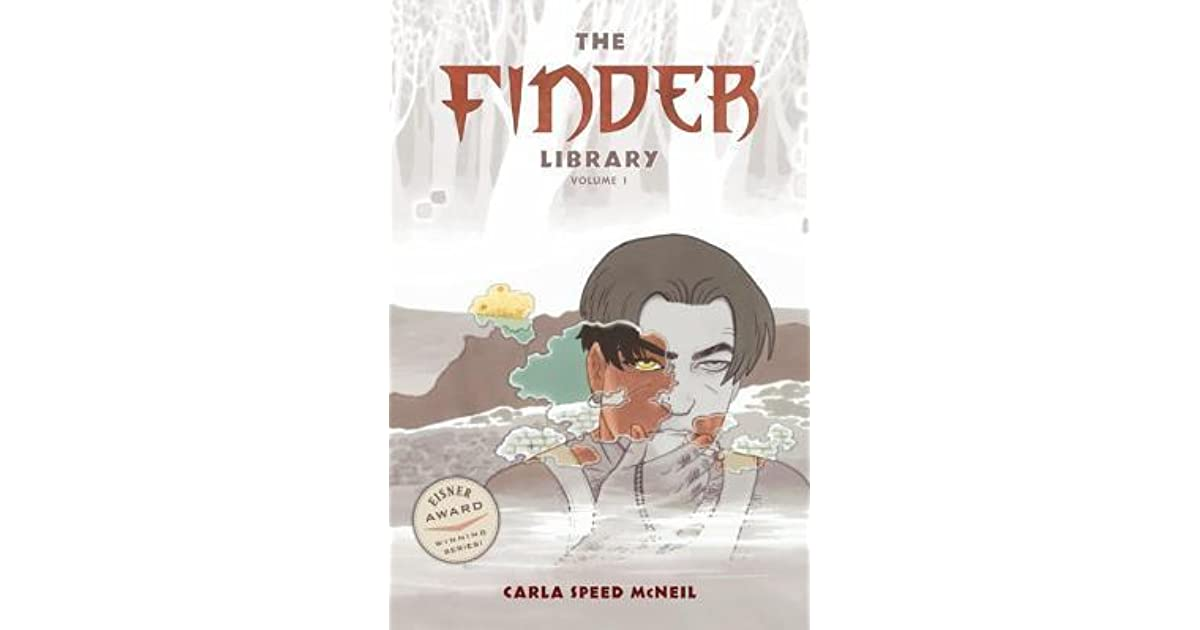 Finder Library Volume 1 by Carla Speed McNeil