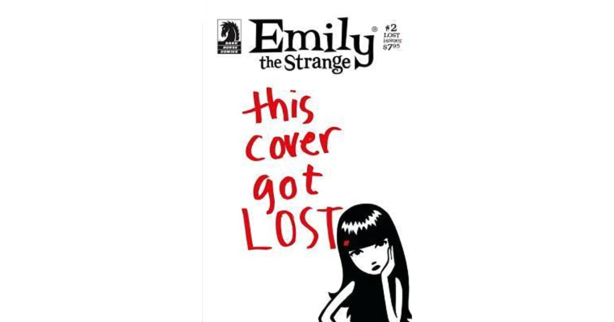 Emily The Strange: This Cover Got Lost (Dark Horse Comics Series 1, Issue