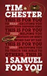 1 Samuel for You (God's Word for You)