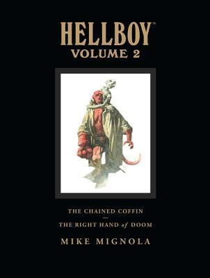 Hellboy, Volume 2 by Mike Mignola