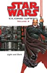 Star Wars: Clone Wars, Volume 4: Light and Dark