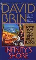 Infinity's Shore (Uplift Storm Trilogy #2)