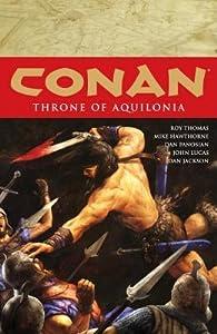 Conan, Vol. 12: Throne of Aquilonia