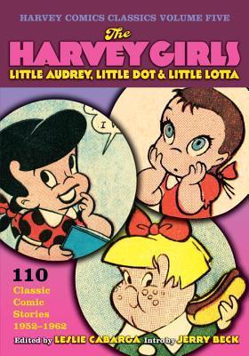 Harvey Comics Classics, Vol. 5: The Harvey Girls
