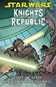 Star Wars: Knights of the Old Republic, Vol. 4: Daze of Hate, Knights of Suffering