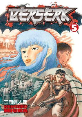 Berserk, Vol. 5 by Kentaro Miura