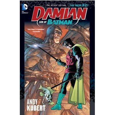 Damian: Son of Batman by Andy Kubert