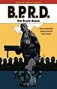 B.P.R.D., Vol. 5: The Black Flame