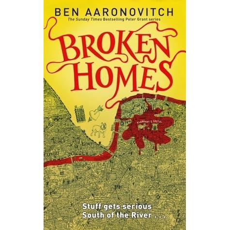 Homes ebook broken