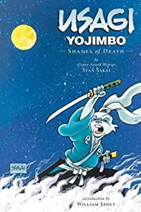 Usagi Yojimbo, Vol. 8: Shades of Death