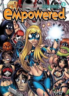 Empowered, Volume 3 by Adam Warren