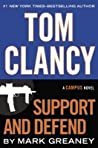 Support and Defend (Jack Ryan Jr, #6)