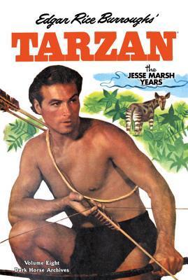 Tarzan Archives: The Jesse Marsh Years Volume 8