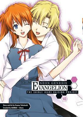 Neon Genesis Evangelion: The Shinji Ikari Raising Project Volume 10