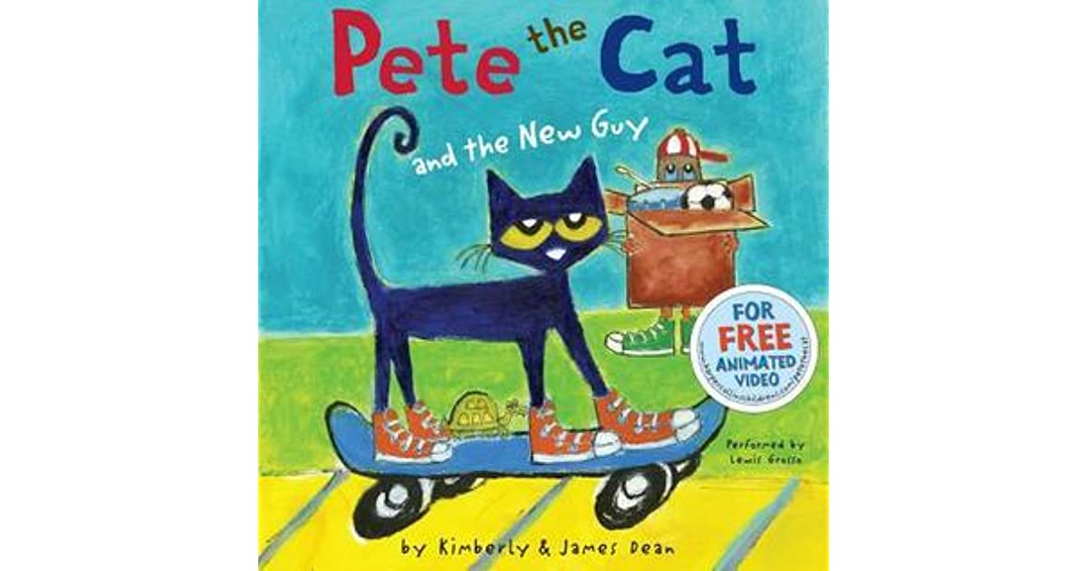 Pete the Cat quotRocking in our Preschool Shoesquot t