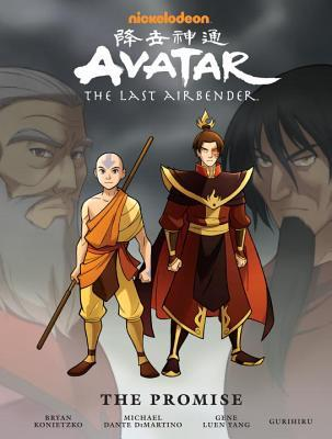 Avatar: The Last Airbender: The Promise (Avatar: The Last Airbender, #1)
